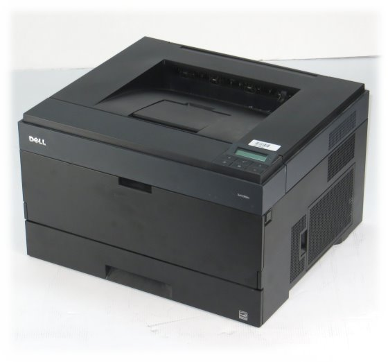 Dell 2350d 38 ppm 32MB Duplex unter 20.000 Seiten Laserdrucker ohne Toner