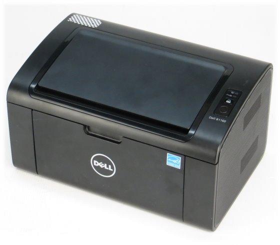 Dell B1160 20 ppm 8MB USB Laserdrucker ohne Tonerkassette