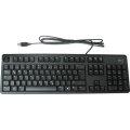 Dell KB212-B Tastatur deutsch USB 2.0 schwarz 6RDXP