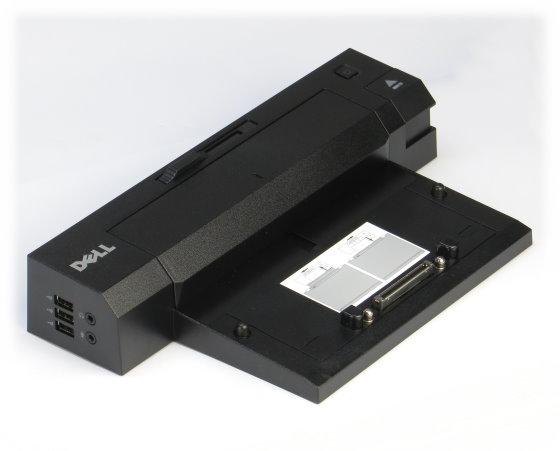 Dell E-Port Plus II PR02X Docking DP/N 035RXK mit Netzteil wie K09A002 USB 3.0