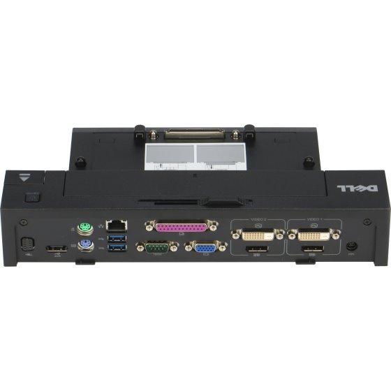 Dell E-Port Plus K09A Portreplikator USB 3.0 für M6500 M4400 M4500 E6400 E6500 E5500