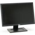 "20"" TFT LCD Dell E2009W 1680 x 1050 D-Sub DVI-D Monitor schwarz/black"