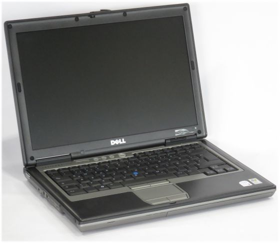 "14,1"" DELL Latitude D620 C2D T5500 @ 1,66GHz 2GB DVD±RW WLAN (ohne HDD/HDD-Rahmen)"