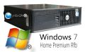 Dell Optiplex 745 SFF Core 2 Duo E6300 1,86GHz 3GB DVDRW Windows 7 Home