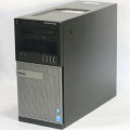 Dell Optiplex 9020 Quad Core i5 4670 @ 3,4GHz 8GB 128GB SSD DVD±RW Tower