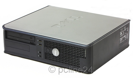 Dell Optiplex GX620 DCNE Celeron D 2,8GHz 1GB160GB DVD B-Ware