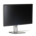 "24"" TFT LCD Dell P2412H Pivot 1920 x 1080 LED Monitor"