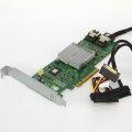 Dell PERC H310 PCIe x8 SAS 6Gbps 0HV52W RAID-Controller mit Kabel für Server PowerEdge