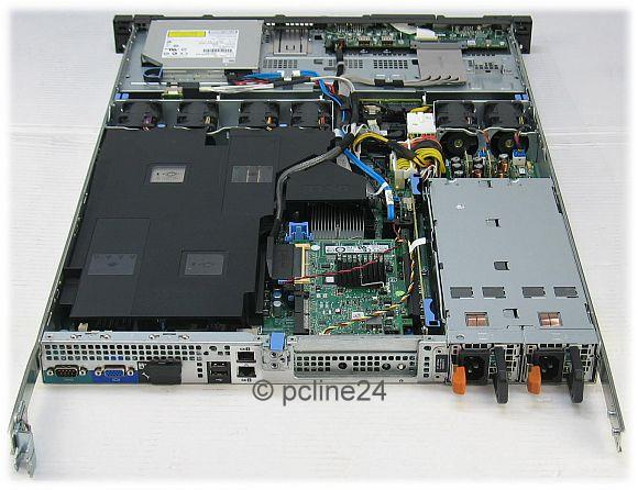 dell poweredge r410 2x xeon quad core x5570   2 93ghz 24gb