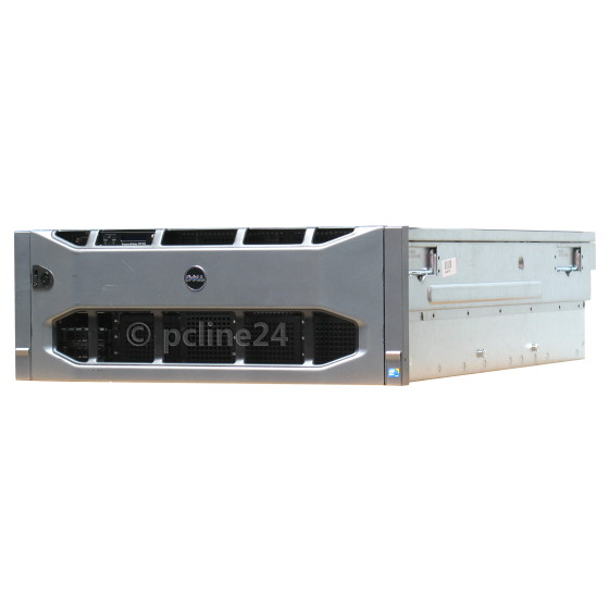 Dell PowerEdge R910 Gehäuse Servergehäuse ohne Netzteil/Lüfter/Board