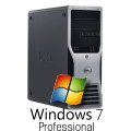 Dell Precision 490 2x Xeon Dual Core 5130 @ 2GHz 4GB 80GB FX3500 Windows 7 Pro