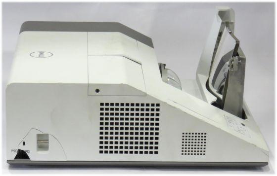 Dell S500wi DLP Beamer 3200ANSI (Lampe defekt) C-Ware Gehäuseschäden