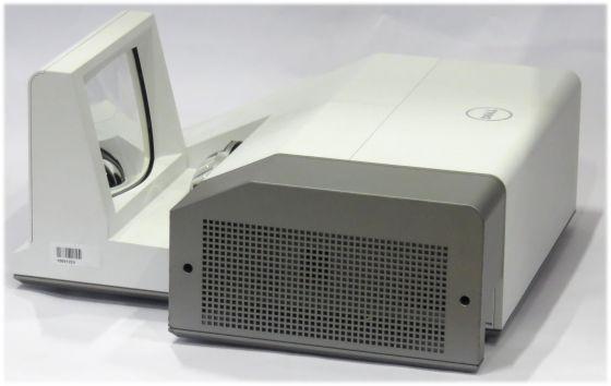Dell S500wi DLP Beamer 3200ANSI 2300:1 HDMI LAN HD Ready+ Fernbedienung