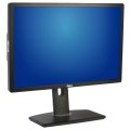 "24"" TFT LCD Dell Ultrasharp U2413f AH-IPS 1920 x 1200 Pivot Monitor LED-Backlight"
