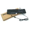 Dell RT7D50 L100 SK-8115 Tastatur deutsch USB schwarz