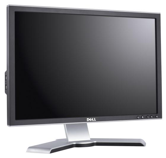 """22"""" TFT Dell UltraSharp 2208WFPt 16:10 5ms 1000:1 Pivot USB DVI Monitor B-Ware"""