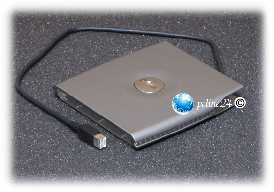 Dell MultiBay PD01S Gehäuse USB 0H7531 D410 D420 D430