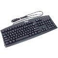 Dell RT7D20 Tastatur deutsch DE PS/2 anthrazit