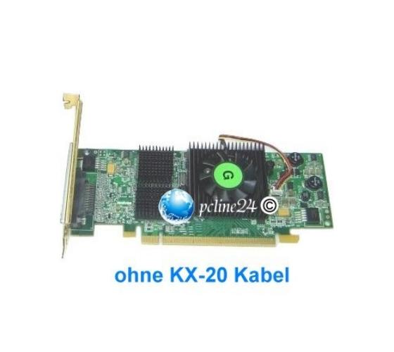 Matrox QID-E128LPAF 128MB PCIe ohne Kabel