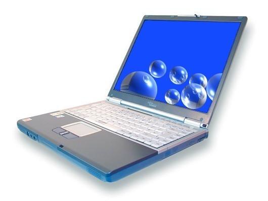 FSC Lifebook E7010 Pentium 4 M @ 1,7GHz 1GB 20GB (Akku/CD defekt) B-Ware
