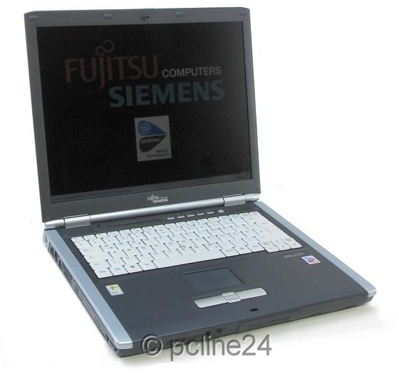 FSC Lifebook E8020D Pentium M 1,86GHz 1GB 80GB DVD Combo