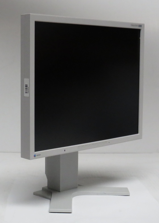"21"" LCD TFT EIZO FlexScan S2100 1000:1 8 ms Pivot 1600x1200 4:3 VGA DVI USB vergilbt"