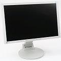 """24"""" TFT LCD EIZO FlexScan S2433W 1920 x 1200 S-PVA Pivot Monitor ohne Fußabdeckung"""