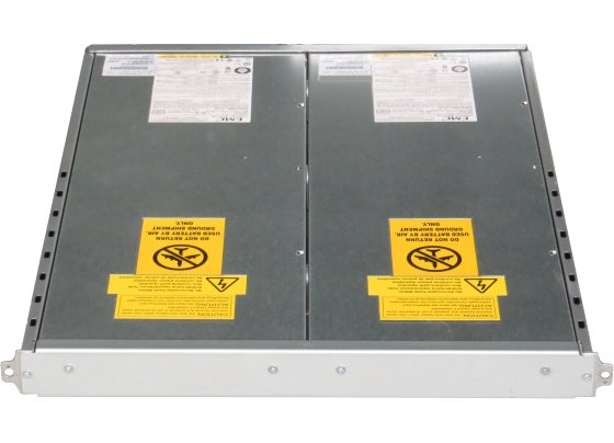 EMC AA24690 Stand-by Power Supply 2x 1200W im 19 Zoll Rack