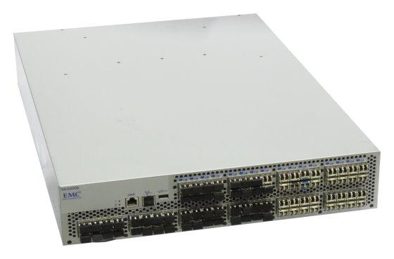 EMC² DS-5300B SAN Switch Brocade 300 80x 8G SW SFP (57-1000012-01) ohne lizenzen