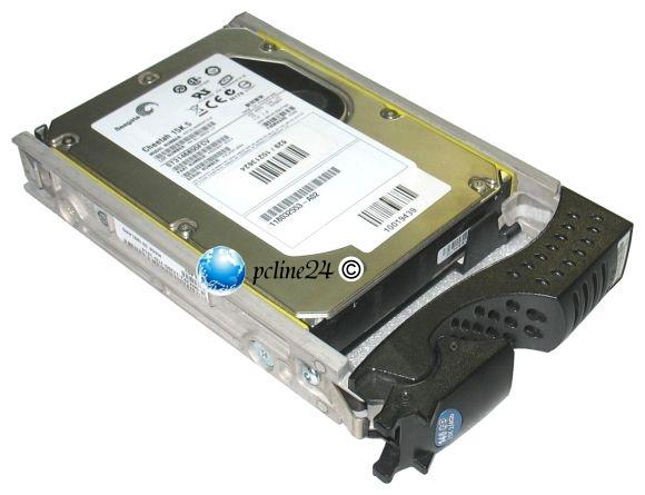 EMC 146GB 15K Fibre Channel FC Festplatte für Clariion Data Storage