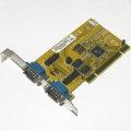 Exsys EX-43092 seriell 2x RS-232/EIA-232 Karte PCI