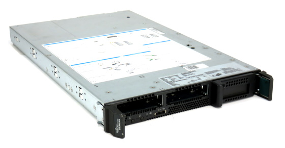 Fujitsu Siemens Blade Server BX620 S4 2x Xeon Quad Core E5420 @ 2,5GHz 32GB