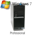Fujitsu CELSIUS Windows 7 Pro W480 Core i5-670 3,46GHz 8GB 250GB DVD&#177;RW B-Ware