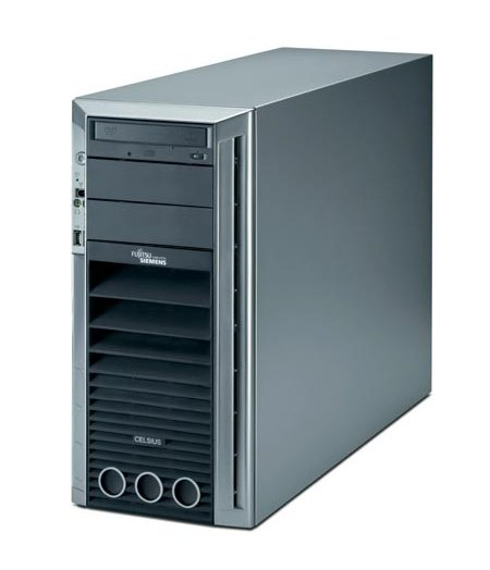 FSC-Celsius-M460-Intel-Core-2-Duo-E8500-3-16GHz-8GB-160GB-DVD-RW-FX1700-B-Ware