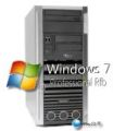 FSC Celsius W360 Core 2 Quad Q6600 @ 2,4 GHz 4GB 500GB DVD Windows 7 Pro