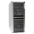 FSC Celsius W360 Core 2 Quad Q6600@2,4GHz 4GB 160GB DVD Workstation