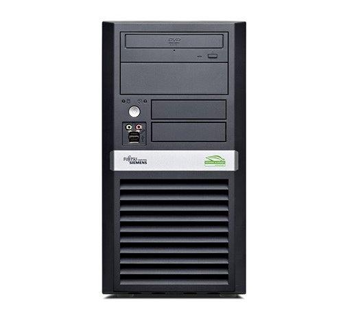 FSC Esprimo P5616 Athlon 64 X2 Dual Core 4800+ @ 2,4GHz 2GB DVD±RW ohne HDD