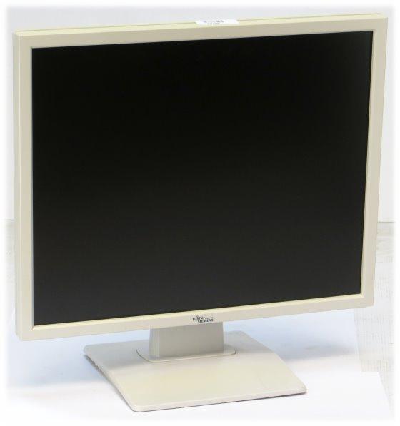 """19"""" TFT LCD FSC ScenicView E19-8 1280 x 1024 D-Sub DVI-D Monitor"""