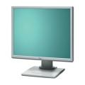 """19"""" TFT LCD FSC ScenicView A19-3A 5ms 800:1 Pivot VGA DVI-D vergilbt"""