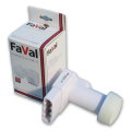 FaVal Quattro LNB V2 HDTV &amp; DVB-S2 compilant 0,1dB Neu