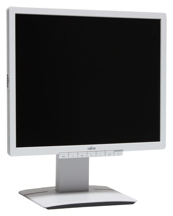 """19"""" TFT LCD Fujitsu B19-6 LED 1280 x 1024 Pivot Monitor vergilbt B-Ware"""