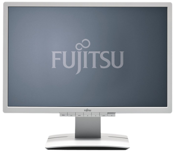 "22"" TFT LCD Fujitsu B22W-6 LED 1680x1050 Pivot Lautsprecher VGA DVI-D Display Port"