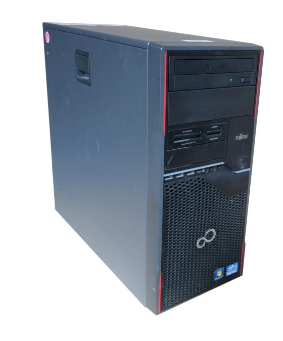 Fujitsu CELSIUS W410 Intel Core i7-2600 3,4GHz 4GB DVD±RW (ohne HDD / Netzteil)