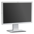 "24"" TFT LCD Fujitsu B24W-6 LED Monitor VGA DVI Display Port Full HD 5ms 1000:1"