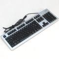 Fujitsu KB SC Tastatur deutsch USB silber-schwarz S26381-K361-V520