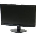 """19"""" TFT LCD Fujitsu L19T-1 LED 1366 x 768 D-Sub Monitor mit Lautsprecher"""