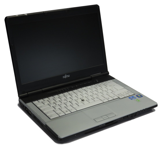 "14"" Fujitsu Lifebook S751 Core i5 2520M @ 2,5GHz 4GB 160GB Webcam UMTS DVD±RW"