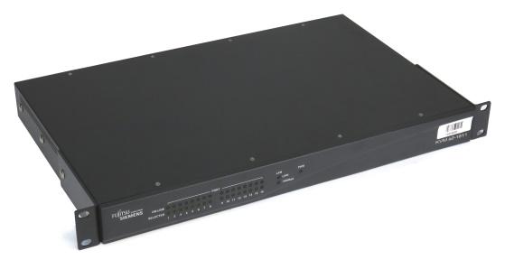 Fujitsu Siemens KVM s2-1611 Switch 520-324-009