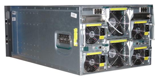Fujitsu Siemens Primergy BX600 S3 Blade Center 2x A3C40073243 GS09 4x 2100Watt