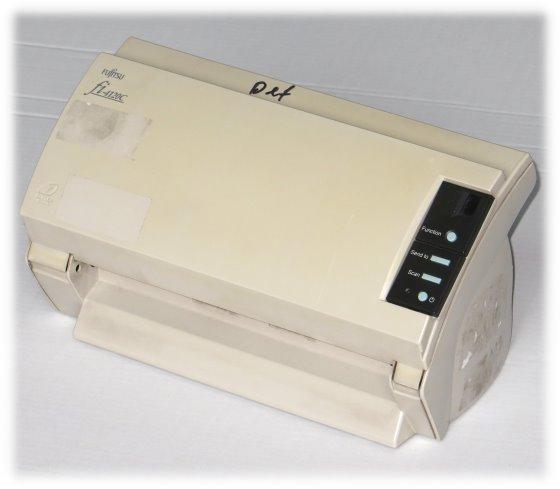 Fujitsu fi-4120C Scanner Dokumentenscanner defekt an Bastler